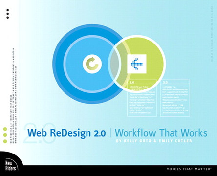 Web ReDesign 2.0: Workflow that Works, Second Edition