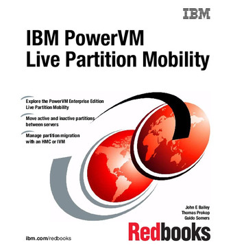 IBM PowerVM Live Partition Mobility