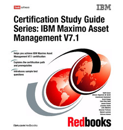 Certification Study Guide Series: IBM Maximo Asset Management V7.1