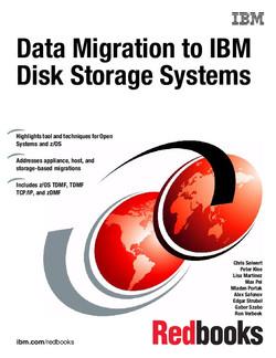 Data Migration to IBM Disk Storage Systems