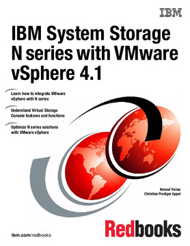 IBM System Storage N series with VMware vSphere 4.1