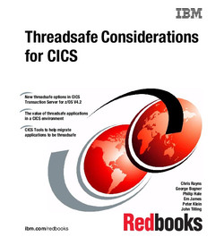 Threadsafe Considerations for CICS