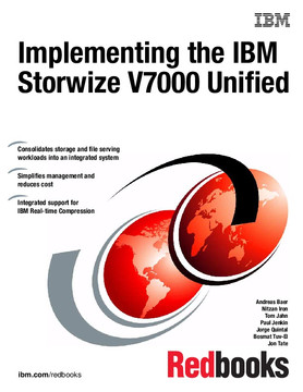Implementing the IBM Storwize V7000 Unified