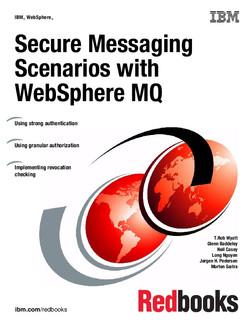 Secure Messaging Scenarios with WebSphere MQ