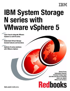 IBM System Storage N series with VMware vSphere 5