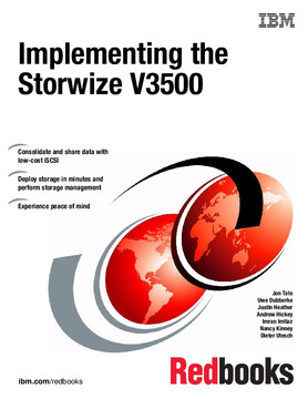 Implementing the Storwize V3500