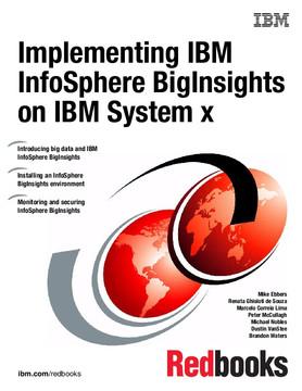 Implementing IBM InfoSphere BigInsights on IBM System x
