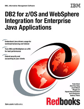 DB2 for z/OS and WebSphere Integration for Enterprise Java Applications