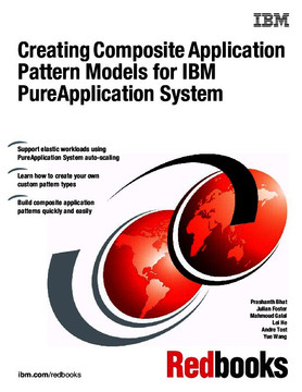 Creating Composite Application Pattern Models for IBM PureApplication System