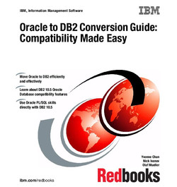 Oracle to DB2 Conversion Guide: Compatibility Made Easy
