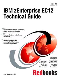 IBM zEnterprise EC12 Technical Guide