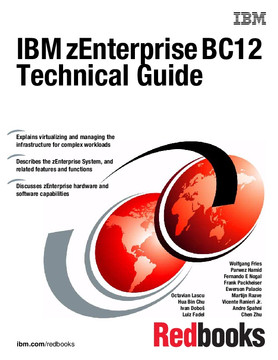 IBM zEnterprise BC12 Technical Guide