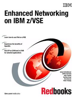 Enhanced Networking on IBM z/VSE