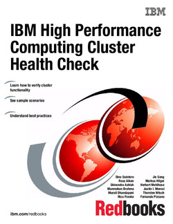 IBM High Performance Computing Cluster Health Check