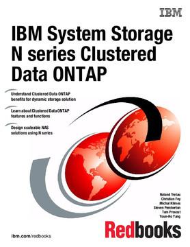 IBM System Storage N series Clustered Data ONTAP