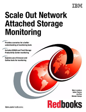 Scale Out Network Attached Storage Monitoring
