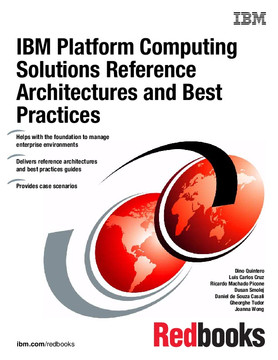 IBM Platform Computing Solutions Reference Architectures and Best Practices