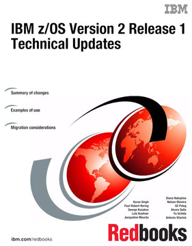 IBM z/OS Version 2 Release 1 Technical Updates