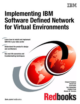 Implementing IBM Software Defined Network for Virtual Environments
