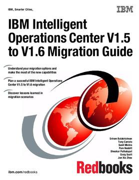IBM Intelligent Operations Center V1.5 to V1.6 Migration Guide