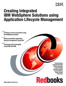 Creating Integrated IBM WebSphere Solutions using Application Lifecycle Management