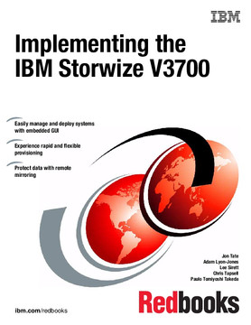 Implementing the IBM Storwize V3700