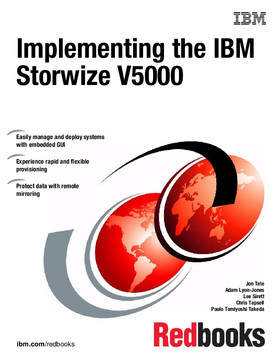 Implementing the IBM Storwize V5000