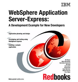 WebSphere Application Server - Express: A Development Example for New Developers