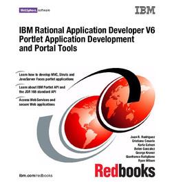 IBM Rational Application Developer V6 Portlet Application Development and Portal Tools