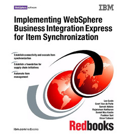 Implementing WebSphere Business Integration Express for Item Synchronization