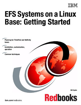 EFS Systems on a Linux Base: Getting Started