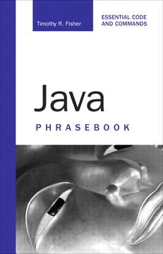 Java™ Phrasebook