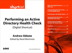 Performing an Active Directory Health Check