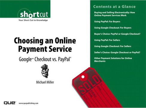 Choosing an Online Payment Service: Google