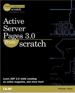 Active Server Pages 3.0 from Scratch
