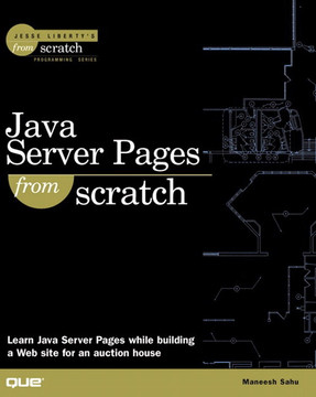 Java Server Pages from scratch