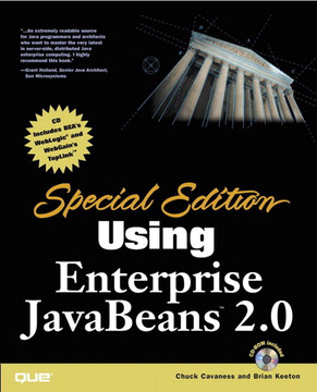 Special Edition Using Enterprise JavaBeans™ 2.0