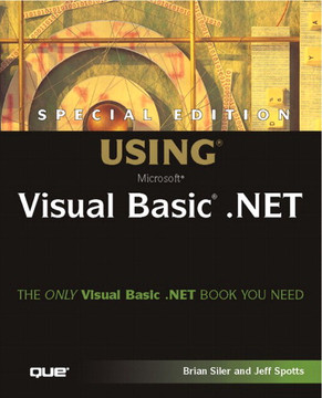 Special Edition Using Microsoft® Visual Basic® .NET