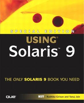 Special Edition Using® Solaris™ 9
