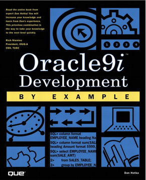 Oracle9i™ Development by Example
