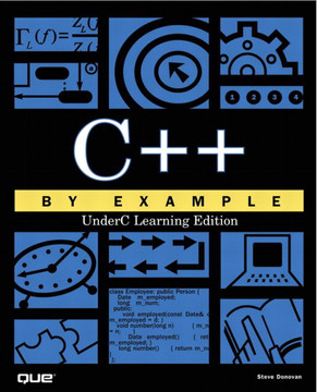 C++ By Example: UnderC Learning Edition