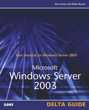 Microsoft® Windows® Server 2003 Delta Guide