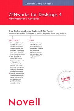 Novell ZENworks™ for Desktops 4 Administrator's Handbook