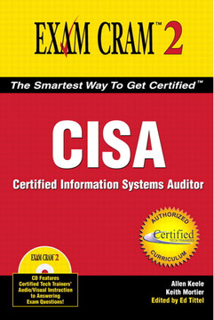 CISA Exam Cram™ 2