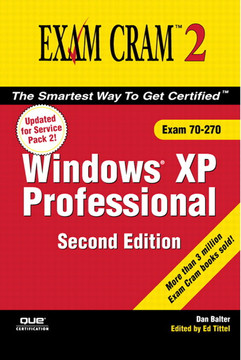 EXAM CRAM™ 2 Windows XP Professional