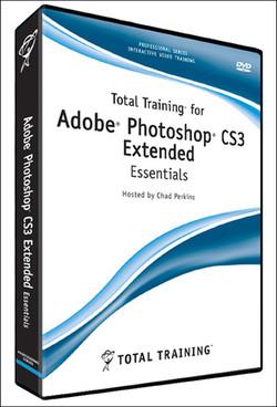 Total Training for Adobe Photoshop CS3: Essentials