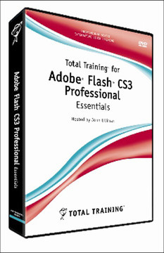 Total Training for Adobe Flash CS3 Professional: Essentials