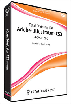 Total Training for Adobe Illustrator CS3: Advanced