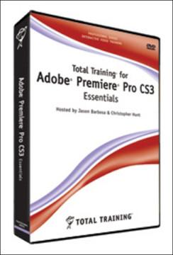 Total Training for Adobe Premiere Pro CS3: Essentials
