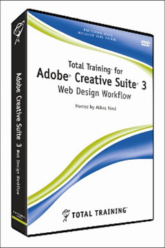 Total Training for Adobe CS3: Web Design Workflow